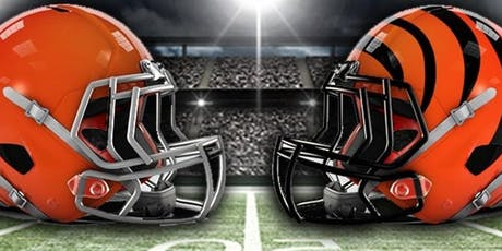 Browns vs Bengals Bus Trip and Tailgate tickets