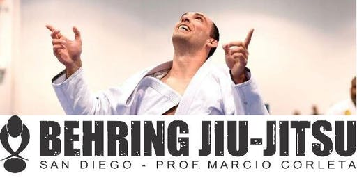 Behring Jiu-Jitsu San Diego Grand Opening