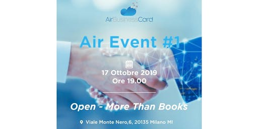 Air Event #1 with Airbusinesscard