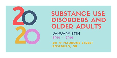 Substance Use Disorders in Older Adults tickets