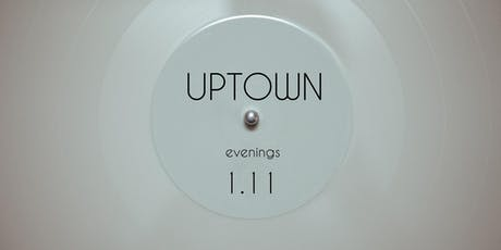 Uptown evenings 1.11 Apéro Festif tickets