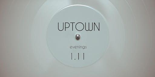 Uptown evenings 1.11 Apéro Festif