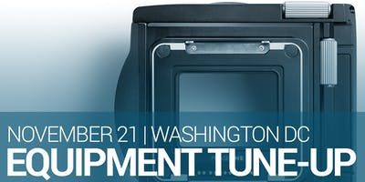 Equipment Tune-up – Washington DC  – November 2019
