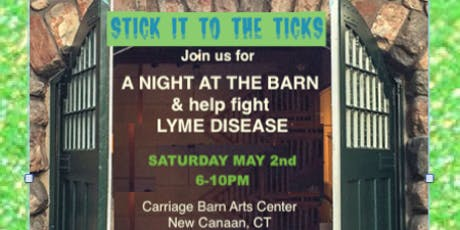 A Night at the Barn to fight Lyme Disease tickets