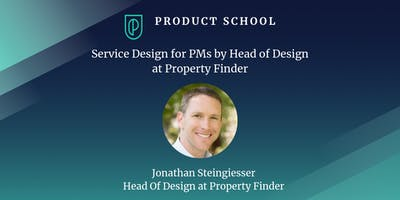 Service Design for PMs by Property Finder Head of Design