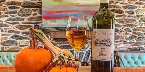 "A Tasting: ""Exploring Orange Wines"" at The Local Taste, Sun., Oct. 20, 2-4p"