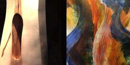 Guardians & Gateways, Curator.NYC Art-Wine Talk