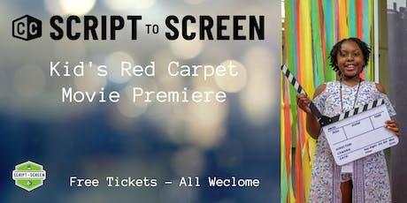Best Kids Movie EVER! -Red Carpet Premiere tickets