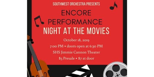 Night at the Movies: Encore Performance