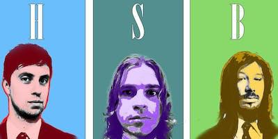 Heart Shaped Box (Nirvana Tribute), Marquis in Spades (Smashing Pumpkins)