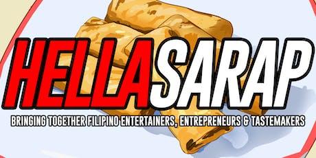 Hella Sarap | Bringing Together Filipino Tastemakers tickets