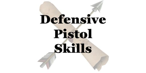 Defensive Pistol Skills (12/15)