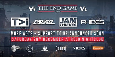 The End Game ft. T>i & Carasel, Jam Thieves, Phibes plus  more