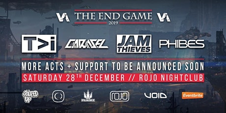 The End Game ft. T>i & Carasel, Jam Thieves, Phibes plus  more tickets