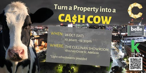 Turn Your Investment Property into a Cash Cow