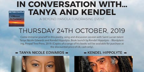 In Conversation With... Tanya and Kendel tickets