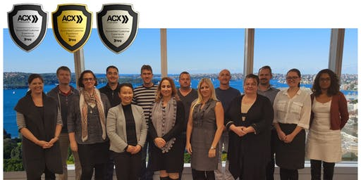 Washington DC - Accredited Customer Experience Champion® ACXC and CPP Champions® (CPPC) >> 3 days <<