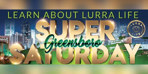 Life Group Presents: Lurralife's Super Saturday!