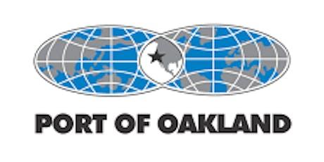 WISTA members Field Trip to Port of Oakland tickets