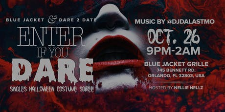 Enter if you DARE tickets