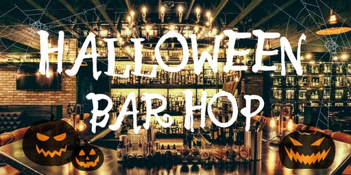 Halloween Bar Hop