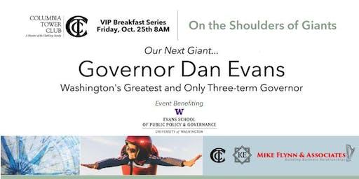 Shoulders of Giants |  Governor Dan Evans, Three-Term Washington Governor