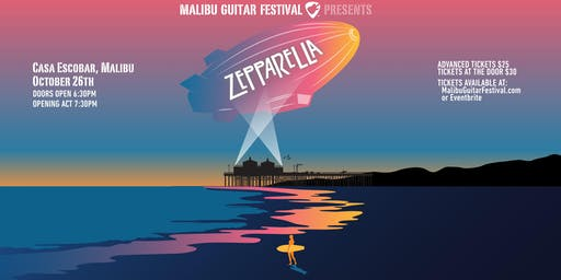 Malibu Guitar Festival Presents: An Evening With Zepparella