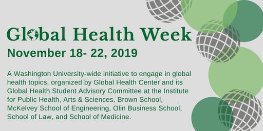 Global Health Week 2019