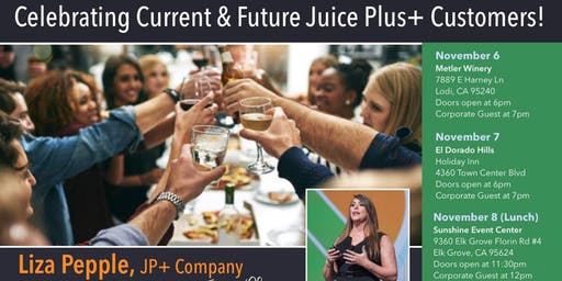 Liza Pepple The Care and Quality of Juice Plus