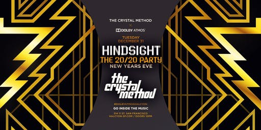 The Crystal Method X Dolby Atmos