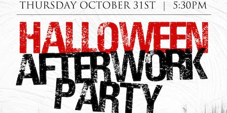 Halloween After Work Party at Loft 51 tickets