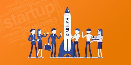 Start a Startup - La tua idea imprenditoriale, realizzata ! biglietti