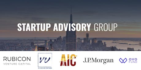 Startup Advisory Group VC / Entrepreneur Mixer tickets