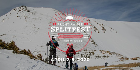 2nd Annual Front Range Splitfest tickets