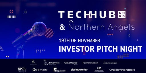 Want to pitch your idea @ investor pitch night