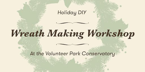 Holiday DIY Wreath Workshop - Dec 14