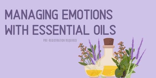 Managing Emotions With Essential Oils