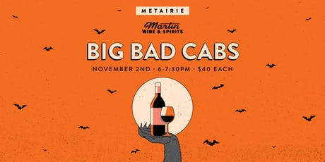 Big Bad Cabs: Metairie tickets