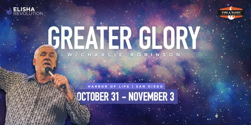 Greater Glory with Charlie Robinson