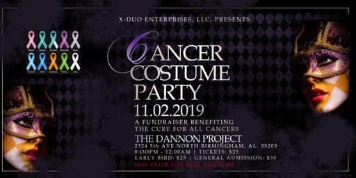 Cancer Costume Party
