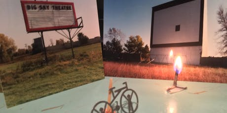 BIKE-IN MOVIE THEATER tickets