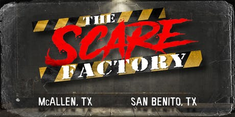 THE SCARE FACTORY tickets