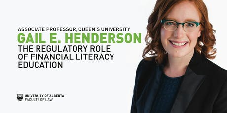 The Regulatory Role of Financial Literacy Education tickets
