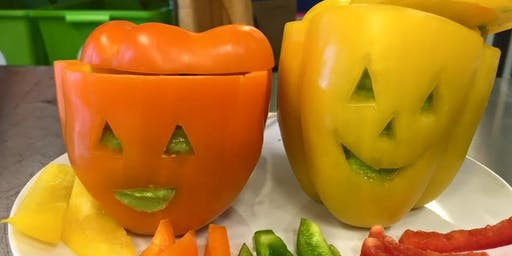 A Healthy Halloween at the Dr. Yum Kitchen