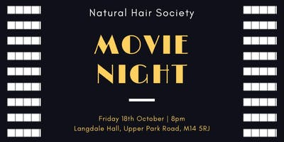 Movie Night - Natural Hair Society