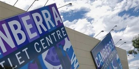 Canberra Shopping Trip tickets