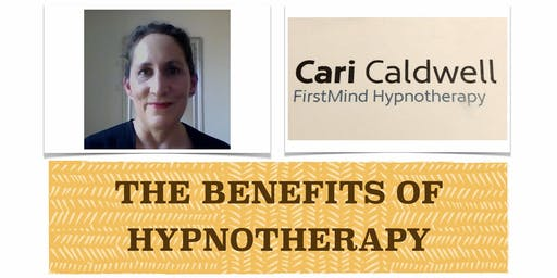LIVELY MINDS GROUP - THE BENEFITS OF HYPNOTHERAPY with CARI CALDWELL
