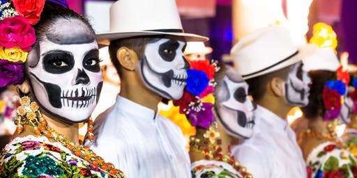 """Free """"Day of the Dead"""" Festival at Chapel of the Chimes Hayward, Nov. 2"""