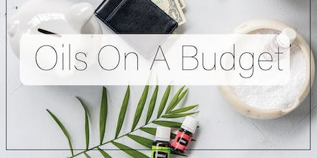 Oils on a Budget! tickets