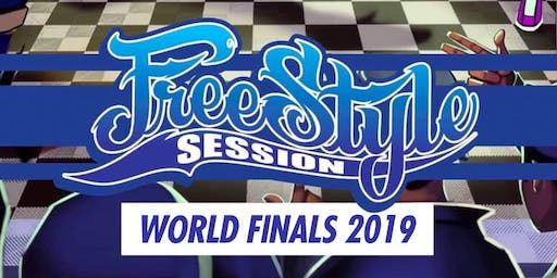 Freestyle Session World Finals 2019 - San Diego